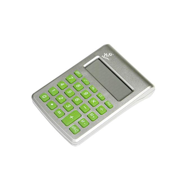 Compact Water Powered Calculator