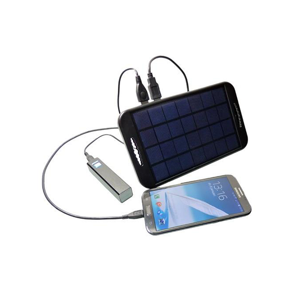 Camel - Solar Panel & Stand