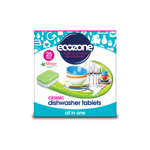 Eco Dishwasher Tablets Classic 25