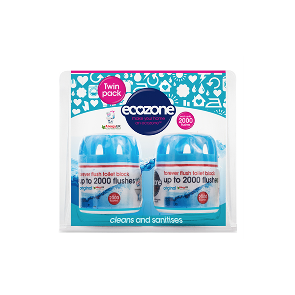 Eco Forever Flush - Twin Pack