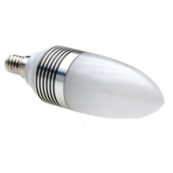 Lumilife LED Lamp E-14-A3-WW-F