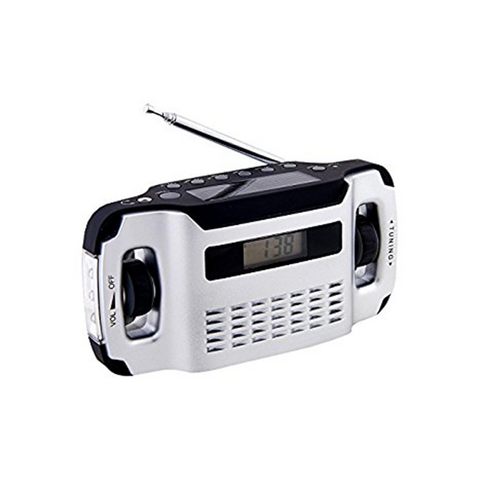 Panther - Multifunctional Radio & Power Bank