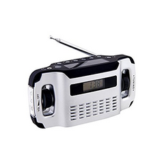 Lynx - Solar Radio & LED Flashlight