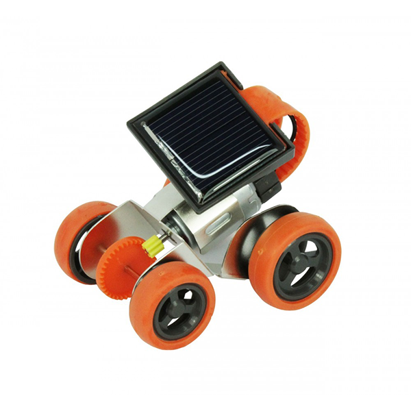Roadrunner - Solar Powered Car
