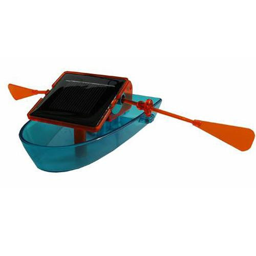 Solar Boat Eco Model Toy