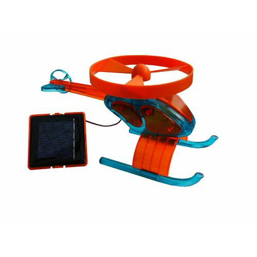 Solar Helicopter - Model Eco Toy
