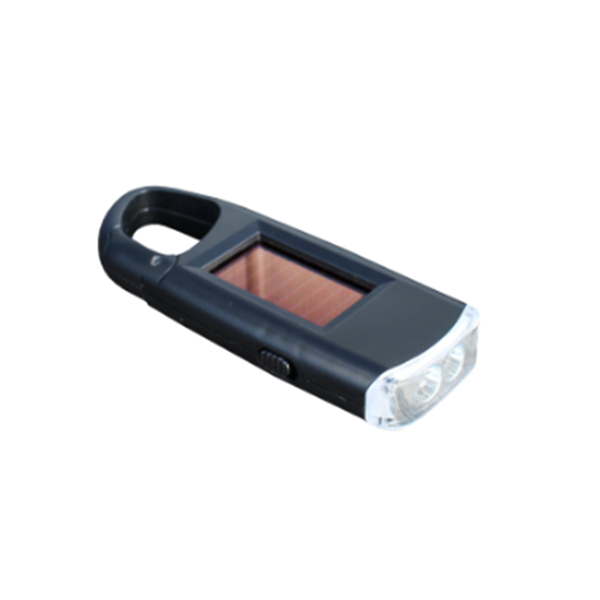 Viper - Compact Dynamo Flashlight