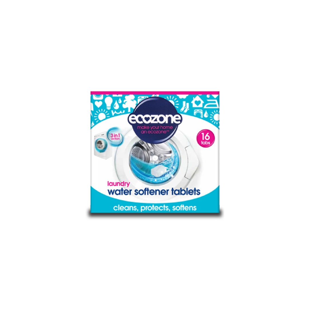 Laundry Water Softener Tablets