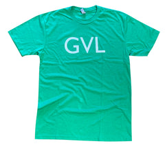 "Greenville ""GVL"" Tshirt"