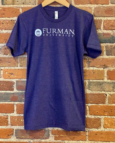 Furman Academic Logo T Shirt