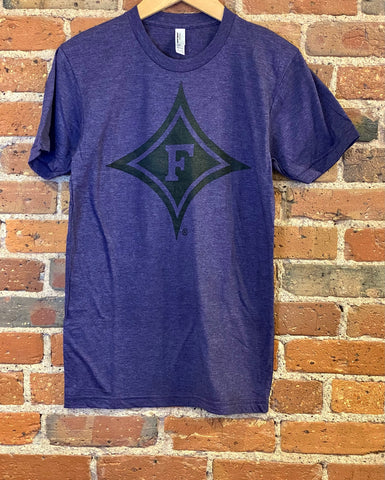 Furman Diamond Logo T Shirt