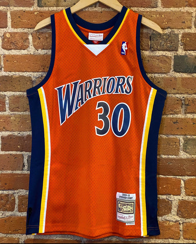 NBA Swingman Steph Curry Mitchell & Ness Jersey