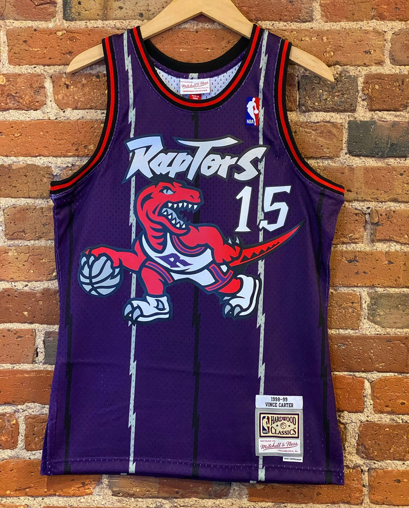 NBA Swingman Vince Carter Mitchell & Ness Jersey