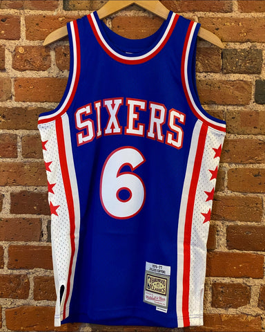 NBA Swingman Julius Erving Mitchell & Ness Jersey