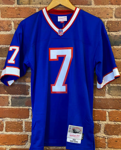 Doug Flutie Throwback Mitchell & Ness Jersey