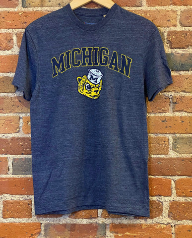 Michigan Wolverines Champion Brand T Shirt