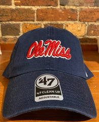 Ole Miss Top of World Hat
