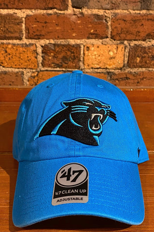 Carolina Panthers 47 Brand Hat