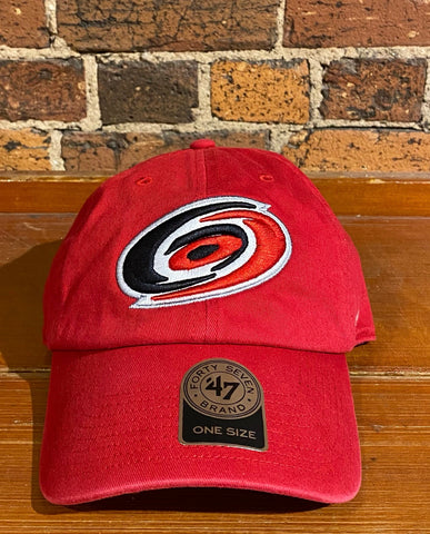 Carolina Hurricanes 47 Brand Hat