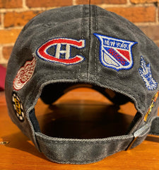 Original 6 Hockey American Needle Hat