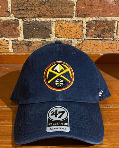 Denver Nuggets 47 Brand Hat
