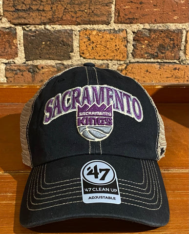 Sacramento Kings 47 Brand Hat