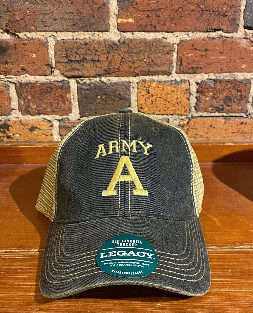Army Black Knights Legacy Old Favorite Trucker Hat