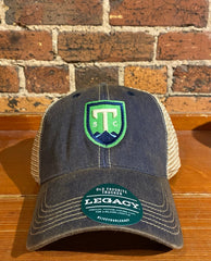 Greenville Triumph OFA trucker hat
