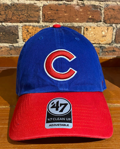 Chicago Cubs Two Toned 47 Brand Hat