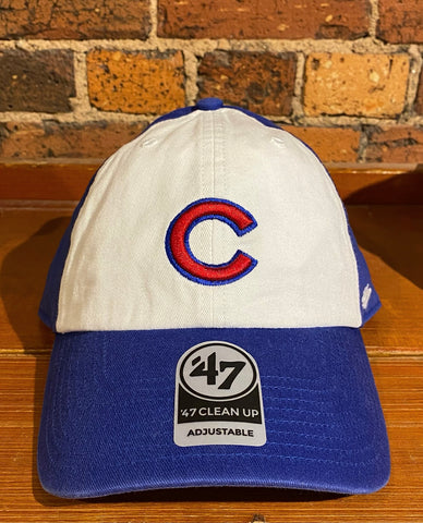 Chicago Cubs 47 Brand Hat Two Toned