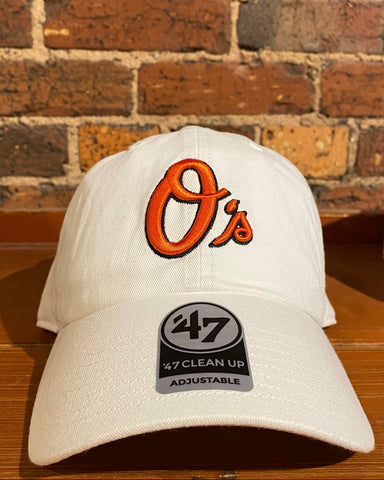 Baltimore Orioles 47 Brand Clean Up