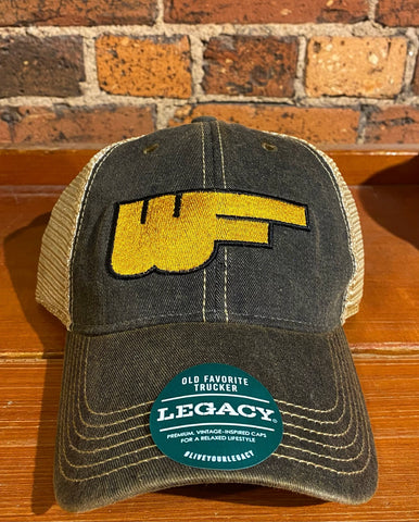 Wake Forest Retro Legacy Trucker Hat