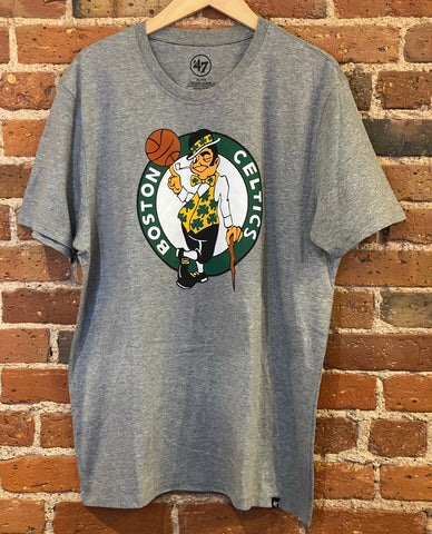 Boston Celtics Logo 47 Brand Shirt