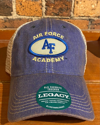Air Force Academy Old Favorite Trucker Hat