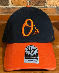 Baltimore Orioles '47 Brand Clean Up Hat