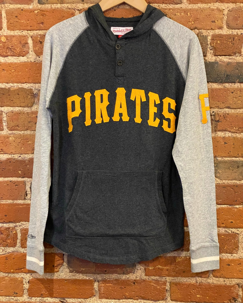 Pittsburgh Pirates Mitchell & Ness Lightweight Hoody