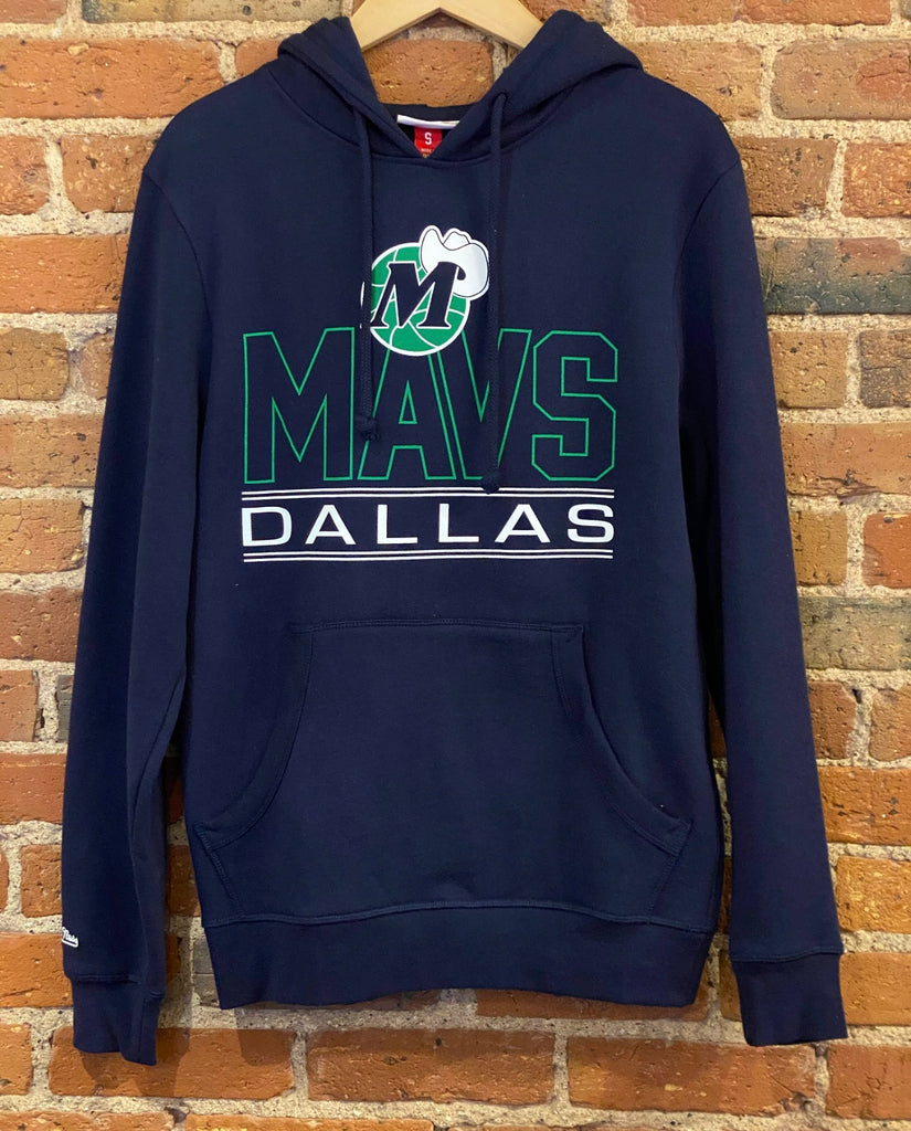 Dallas Mavericks Mitchell & Ness Hoody