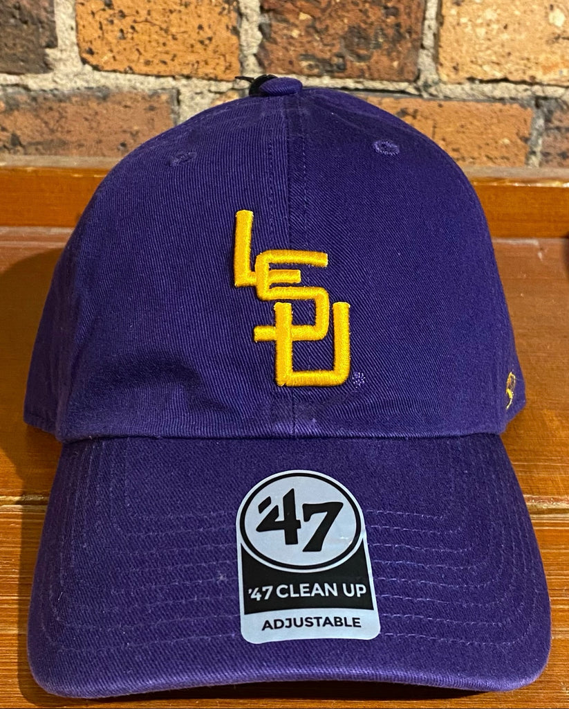 LSU Tigers vintage Clean Up hat