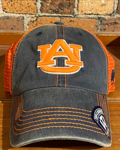 Auburn Tigers Top of The World Mesh Hat