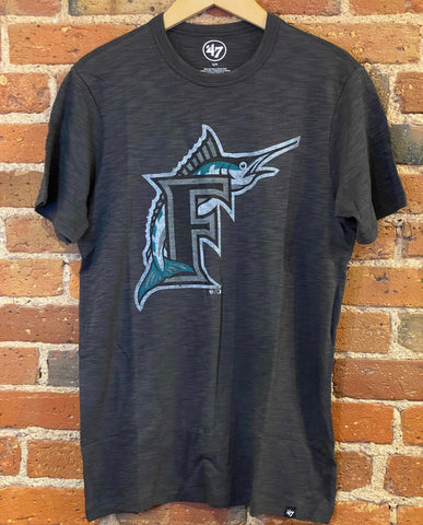 Miami Marlins 47 Brand Scrum Tee