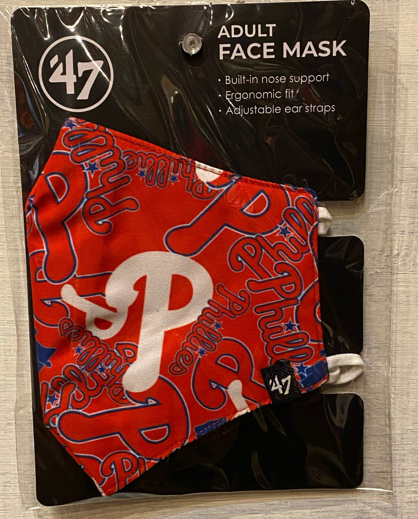 Philadelphia Phillies Face Mask