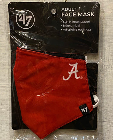 Alabama Crimson Tide Face Mask