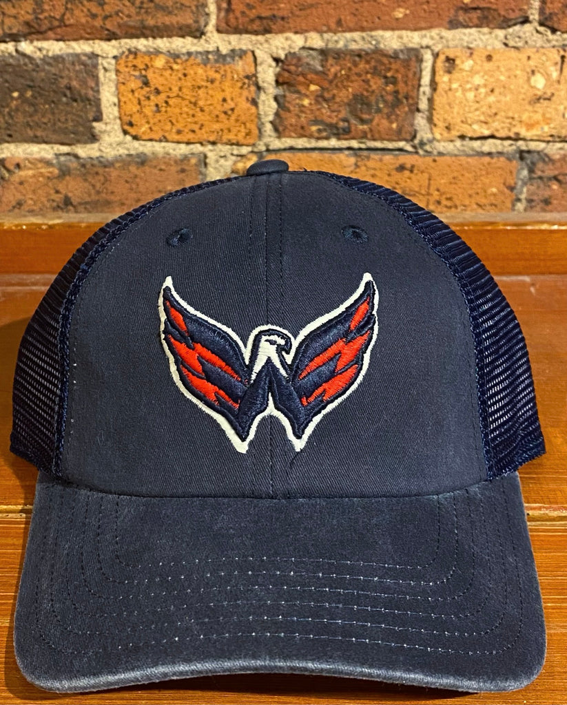 Washington Capitals American Needle Mesh Hat