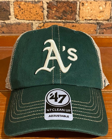 Oakland Athletics 47 Brand Trawler Hat