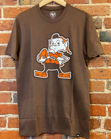 Cleveland Browns 47 Brand Fieldhouse Tee