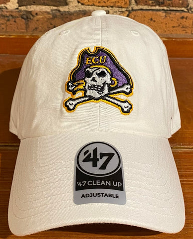 East Carolina Pirates 47 Brand Clean Up Hat