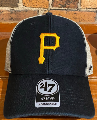 Pittsburgh Pirates 47 Brand MVP Mesh Hat