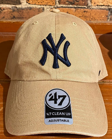 New York Yankees 47 Brand Clean Up Hat