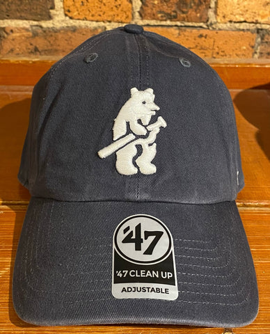 Chicago Cubs 47 Brand Clean Up Hat