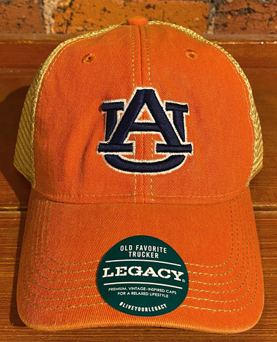 Auburn Legacy Old Favorite Trucker Hat